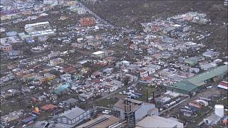 Spur der Verwüstung auf Karibikinsel Sint Maarten