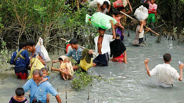 هشدار مردم روهینگیا به 'تکرار واقعه قتلعام سربرنیتسا' در میانمار