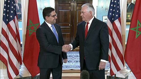 بوريطة يلتقي في واشنطن وزير الخارجية الأمريكي ريكس تيليسن