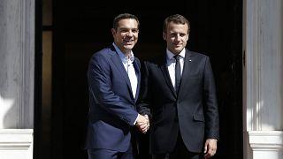 Frankreich will weniger IWF bei Griechenland-Rettung