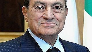 حسني مبارك يظهر في صورة أثناء قضائه العطلة الصيفية بالساحل الشمالي