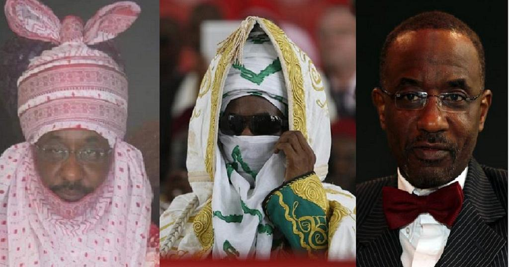 Image result for Emir Sanusi II