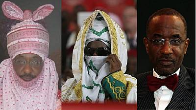 Emir of Kano Muhammad Sanusi II: Religion & tradition meets style & colour