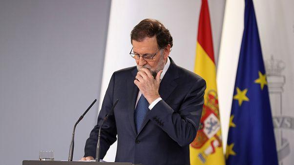 Référendum catalan : Madrid organise la riposte