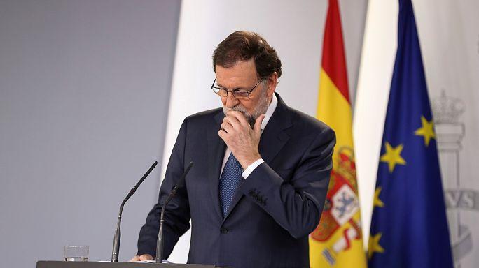 Felfüggesztette az alkotmánybíróság a katalán népszavazást