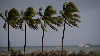 L'ouragan Irma touche Haïti et Cuba