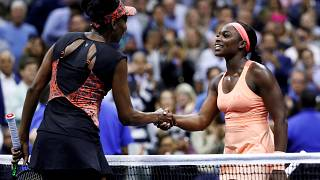 US Open Final: Stephens v Keys
