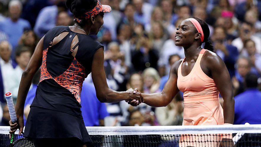 US Open Final: Stephens v Keys
