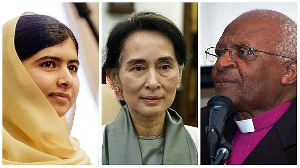 درخواست توتو و ملاله از جامعه جهانی برای واکنش به خشونتها در میانمار