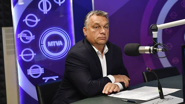 Hungary 'will not change immigration policies' - PM Orban