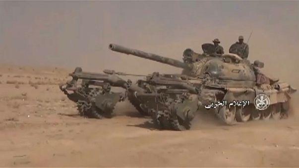 روسيا تؤكد مقتل 40 عنصرا من داعش في دير الزور