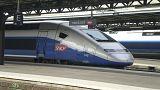 برق گرفتگی یک پناهجوی افغان در ایستگاه قطار سریع السیر پاریس