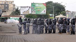 Teargas ends Togo's second day of anti-Gnassingbe dynasty protest
