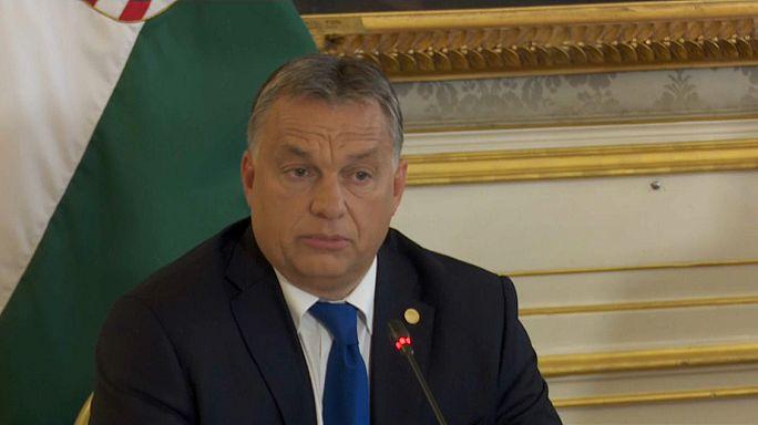 Hungria disposta a luta política contra quotas migratórias da UE