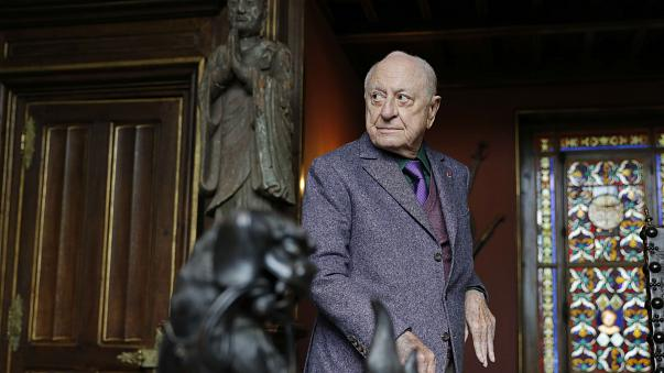 YSL-Lebensgefährte Pierre Bergé (86†) ist tot