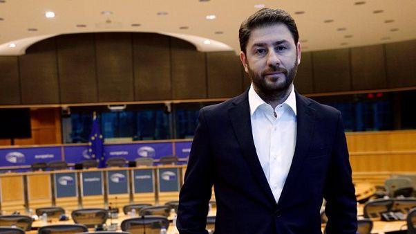 Ο Νίκος Ανδρουλάκης υποψήφιος για την ηγεσία της Κεντροαριστεράς