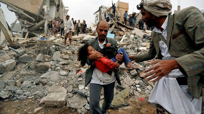 Öffnet #Buthaina (5) der Welt die Augen auf das Leid im Jemen?