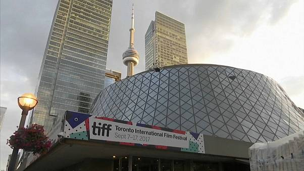 Tennis takes centre court at the Toronto Film Festival