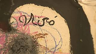 """Miró """"resgatado"""" chega a Lisboa"""