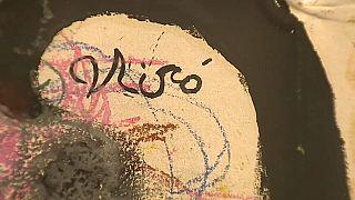 Miro show in Lisbon presents 60 years of artist's work