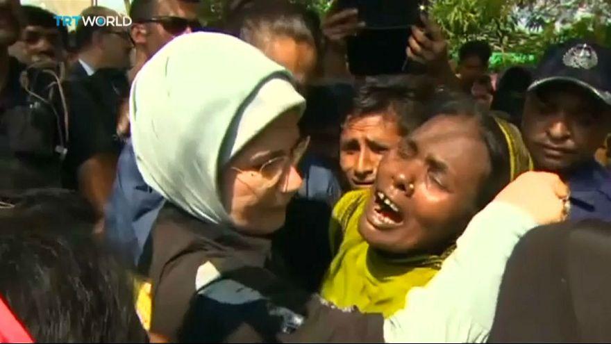 Türkiye'den Arakan Müslümanlarına yardım eli