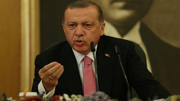 نقض تحریمهای ایران؛ واکنش اردوغان به اتهامات آمریکا