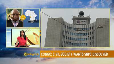 Congolese civil society petitions IMF [The Morning Call]