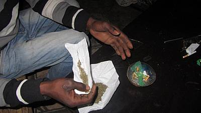 Youth drug addiction surge in South Africa