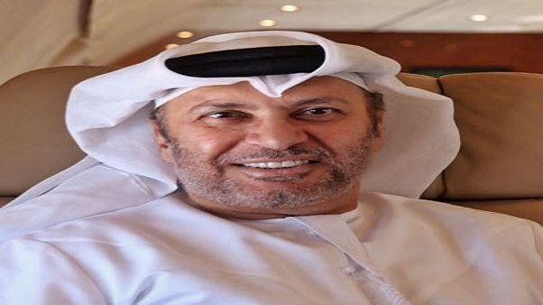 قرقاش: فزع قطر وهشاشتها وراء الحديث عن خيار عسكري