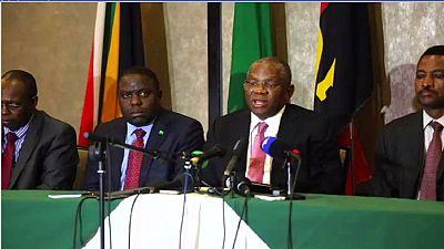 La SADC au Lesotho après le meurtre du chef de l'armée