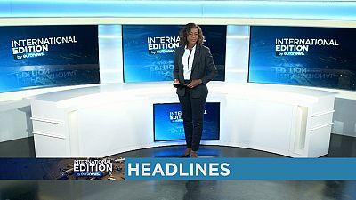 L'Ouragan Irma frappe les Caraïbes et les Antilles[International Edition]