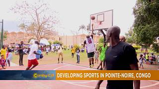 Sports internship training for youths in Congo [The Morning Call]