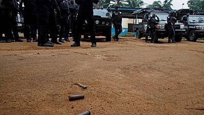 Pardoned Gbagbo allies behind attacks in Ivory Coast: interior minister