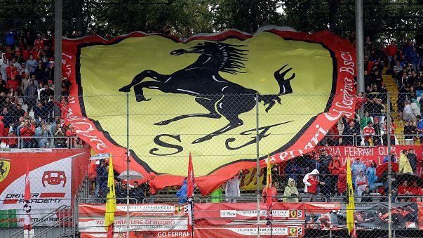 La Ferrari fa 70