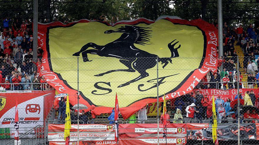 Ferrari celebra 70 anos
