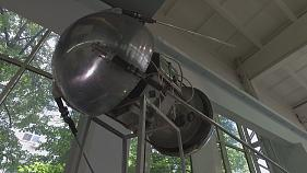 Sixty years since Sputnik - the satellite that changed the world
