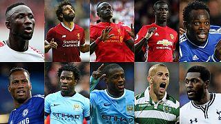 Football – Mercato estival 2017 : les 10 transferts africains les plus chers de l'histoire