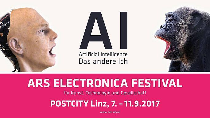 Inteligencia artificial en el Festival Ars Electrónica de Linz