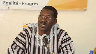 Burkina Faso : Allasane Bala Sakandé élu à la tête du Parlement