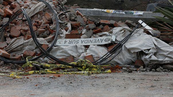 Un terremoto de 8,2 grados devasta México