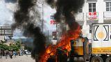 Visita de Peña Nieto a Oaxaca marcada pela violência