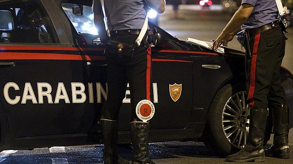 Italian police officers accused of raping US students