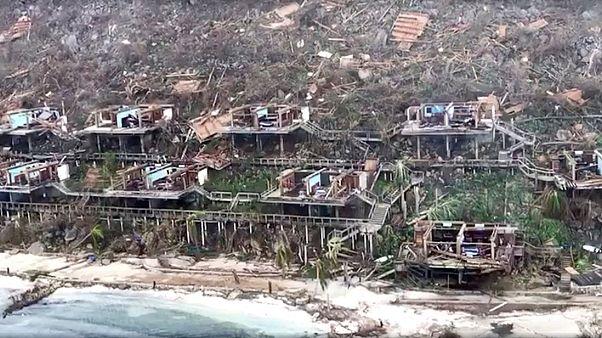 Jungferninseln: Bilder aus dem Wirbelsturm
