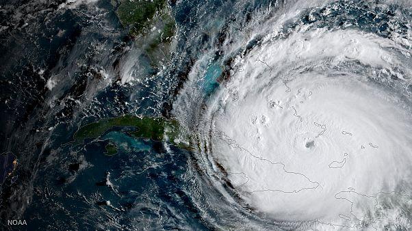 فلوریدا آماده مقابله با طوفان ویرانگر ایرما میشود