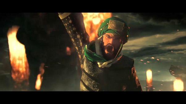 """""""انتقام السلاطين"""" اللعبة الالكترونية التي تستهوى العالم العربي"""