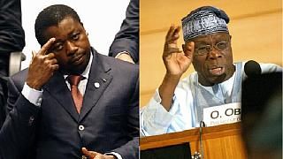 Faure Gnassingbe has nothing new to offer Togo after 12 years: Obasanjo