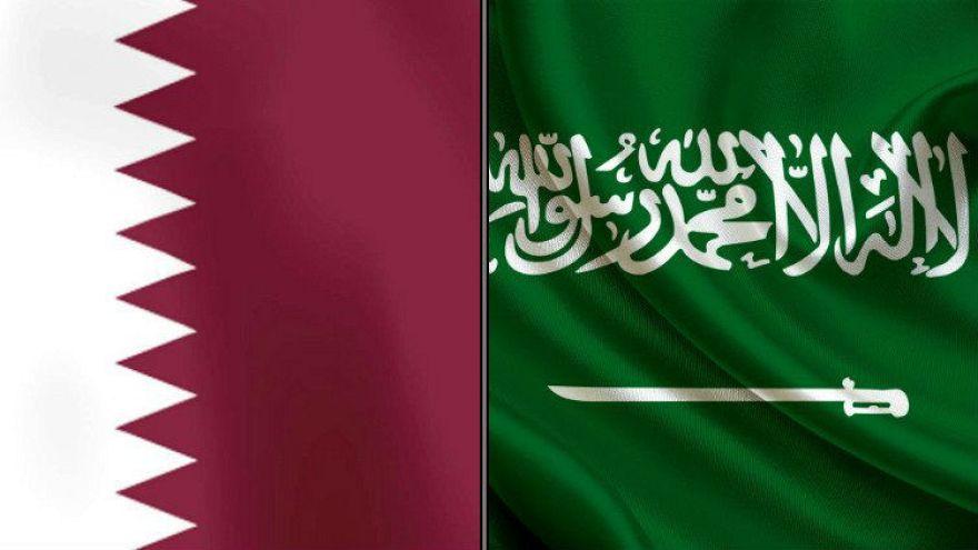أمير قطر يتصل بولي عهد السعودية بعد تدخل ترامب