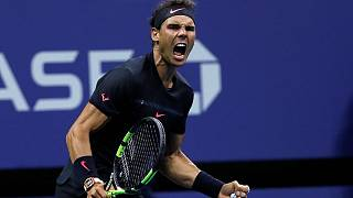 Rafael Nadal powers past Juan Martin del Potro to set up a US Open Final against surprise package Kevin Anderson