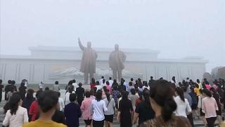 كوريا الشمالية تحتفل بالذكرى السنوية لتأسيسها