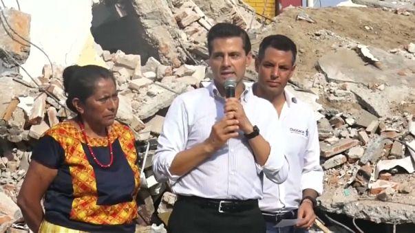 Enrique Peña Nieto declara três dias de luto nacional